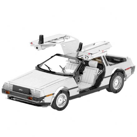 Metal Earth Model Kit DeLorean